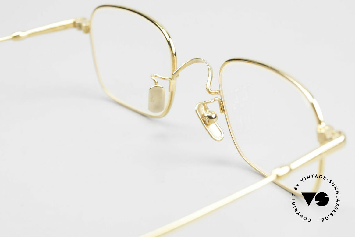 Lunor V 109 Lunor Men's Frame Gold Plated, Size: extra large, Made for Men