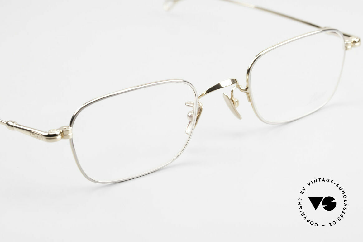 Lunor V 109 Old Lunor Men's Frame Metal, from the 2011's collection, but in a well-known quality, Made for Men