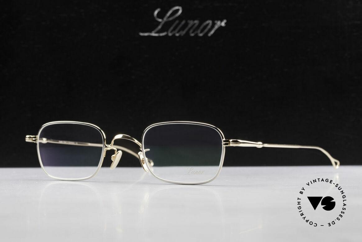 Lunor V 109 Old Lunor Men's Frame Metal, Size: extra large, Made for Men