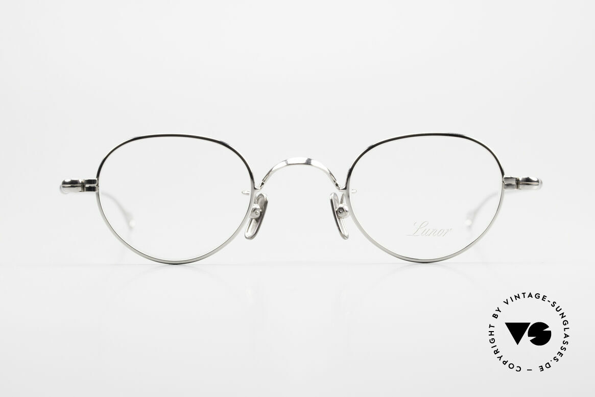 Lunor V 103 Timeless Lunor Eyeglass-Frame, without ostentatious logos (but in a timeless elegance), Made for Men and Women