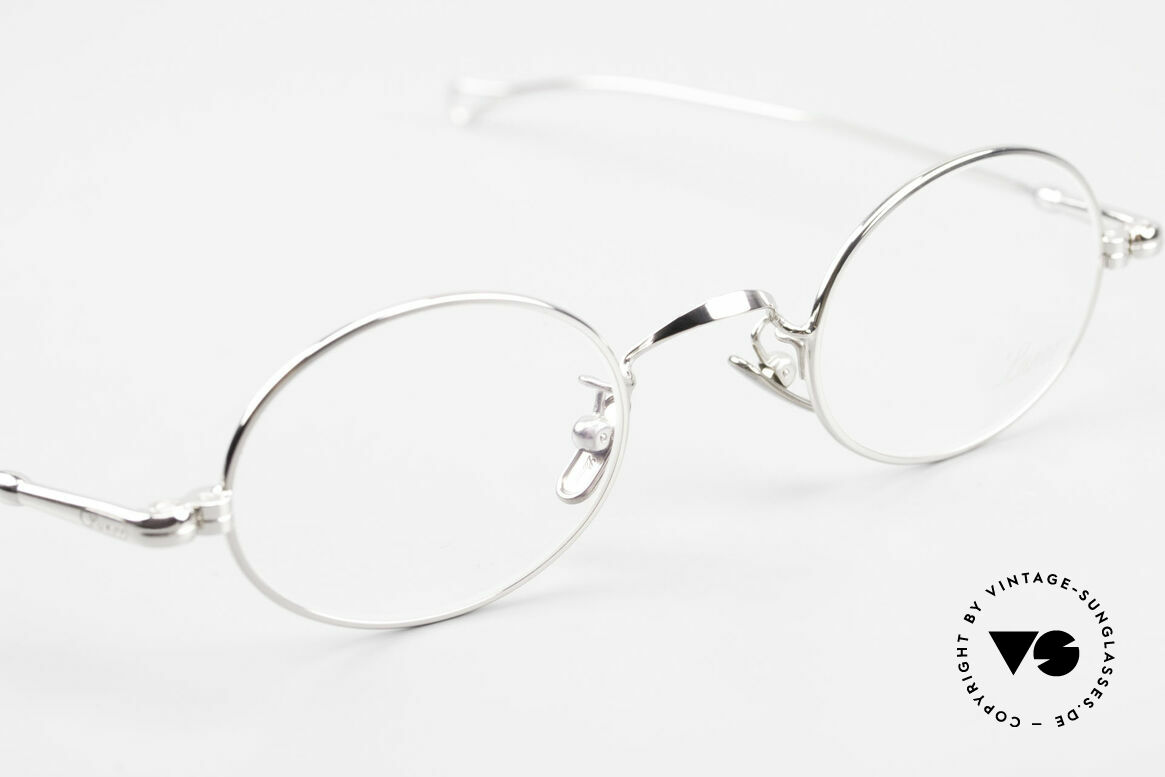 Lunor V 100 Oval Vintage Lunor Glasses, thus, we decided to take it into our vintage collection, Made for Men and Women