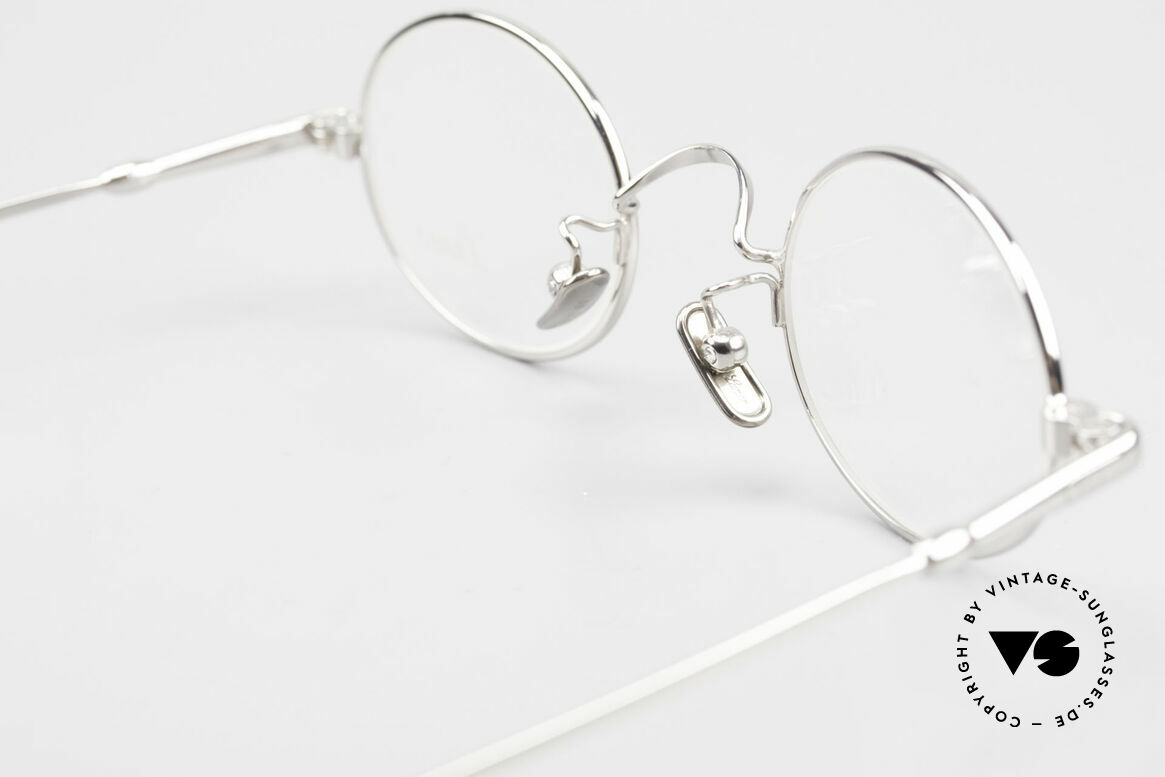 Lunor V 100 Oval Vintage Lunor Glasses, Size: medium, Made for Men and Women