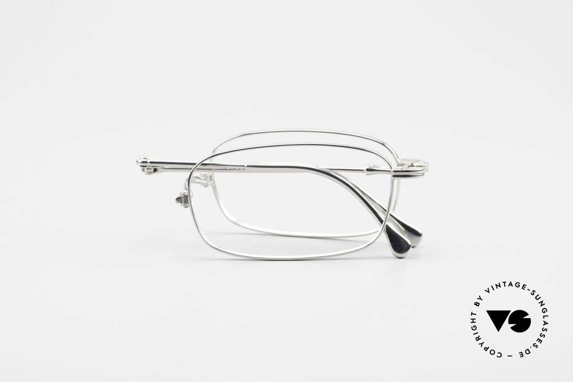 Lunor XXV Folding 01 Foldable Lunor Frame Unisex, Size: small, Made for Men and Women