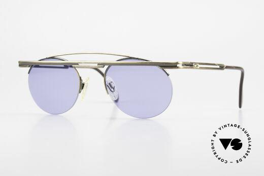 Cazal 748 True Vintage 90's Sunglasses Details