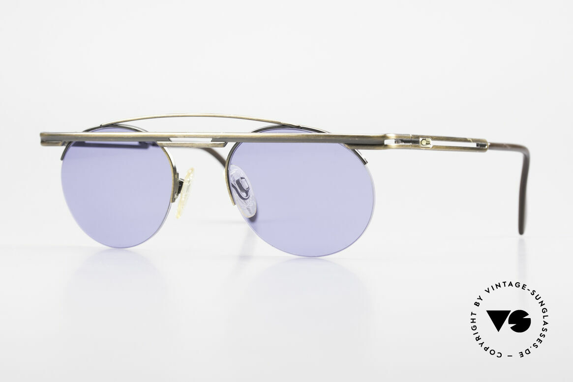 Cazal 748 True Vintage 90's Sunglasses, interesting Cazal vintage sunglasses from approx. 1997/98, Made for Men and Women