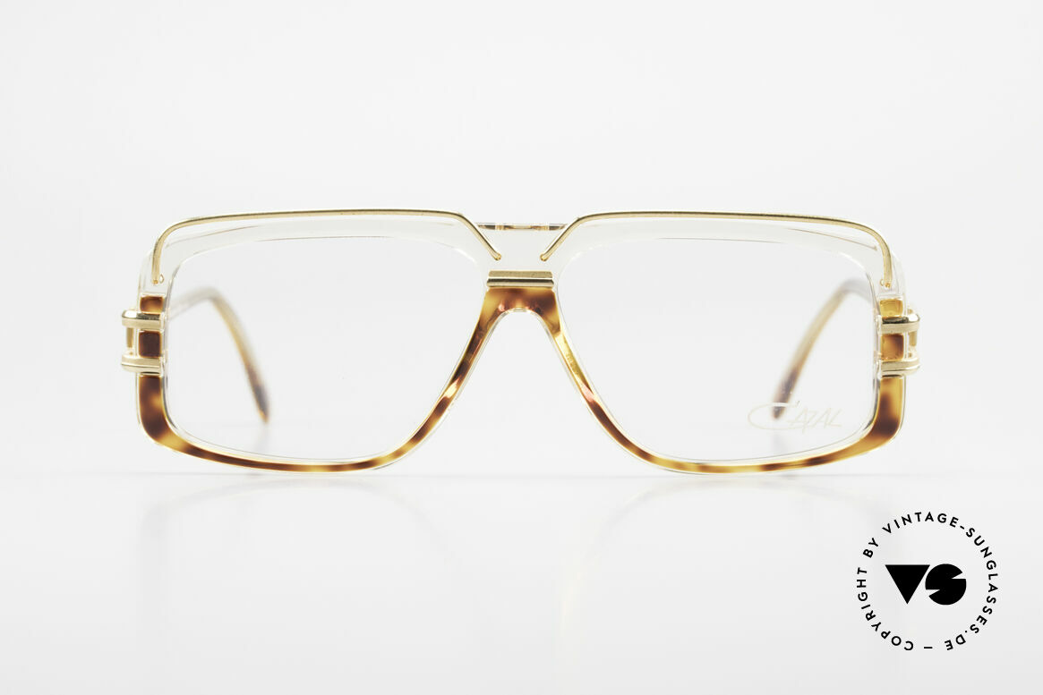 Cazal 640 90's Hip Hop Eyeglass Frame, distinctive CAri ZALloni design (frame GERMANY), Made for Men