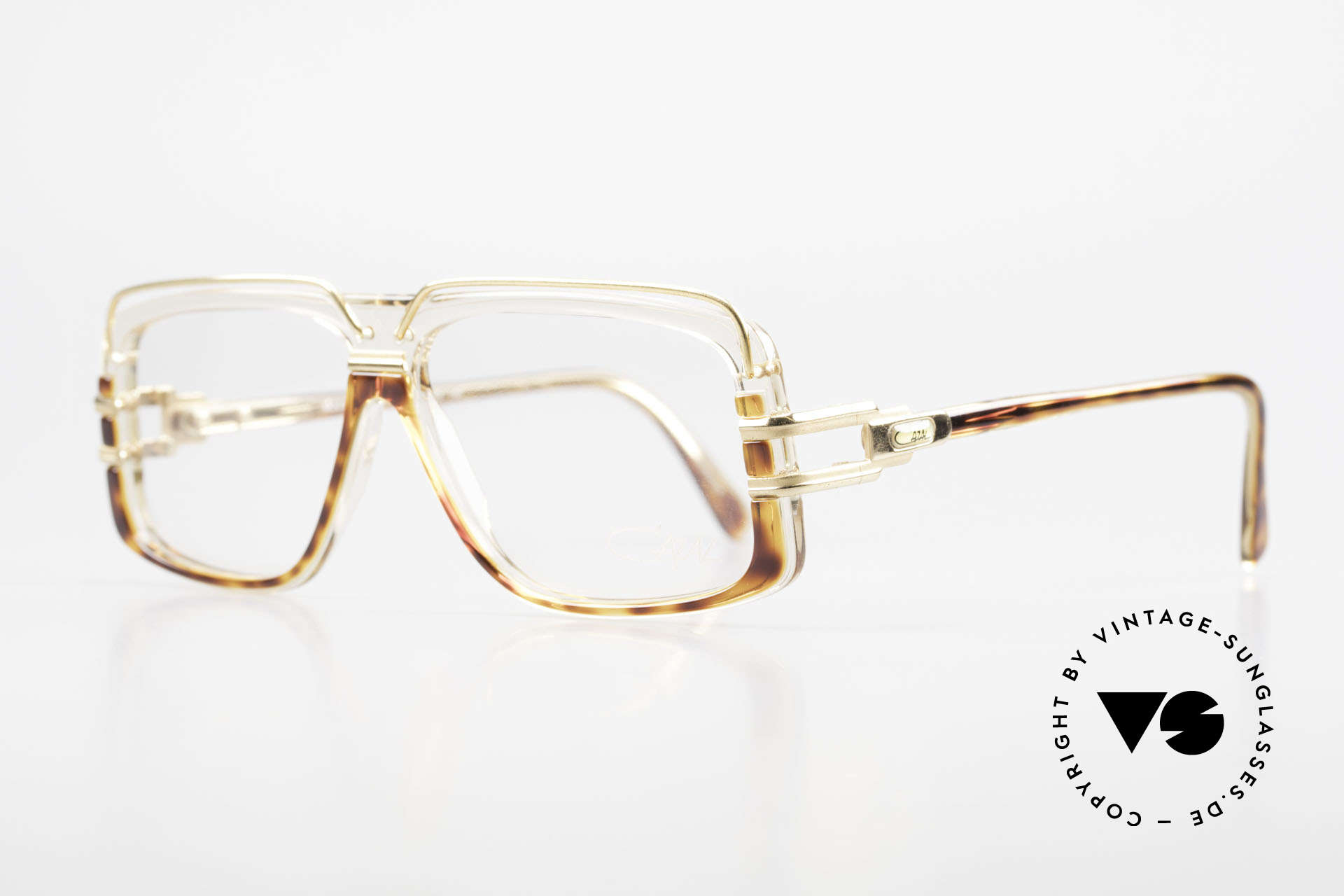 Cazal 640 90's Hip Hop Eyeglass Frame, old school frame - a 'must have' in size 58-12, 140, Made for Men