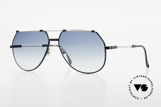 Pierre Cardin CP805 Old Vintage Sailing 80's Shades Details