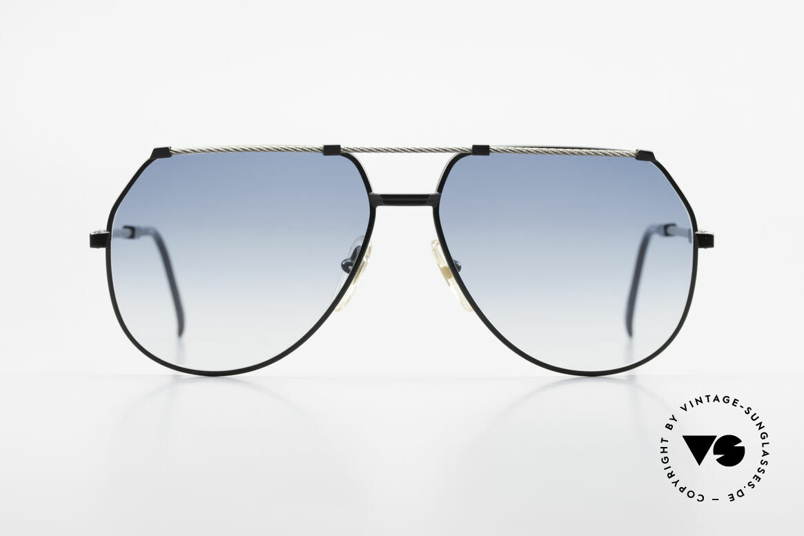 Pierre Cardin CP805 Old Vintage Sailing 80's Shades, interesting marine connotations implied by the design, Made for Men
