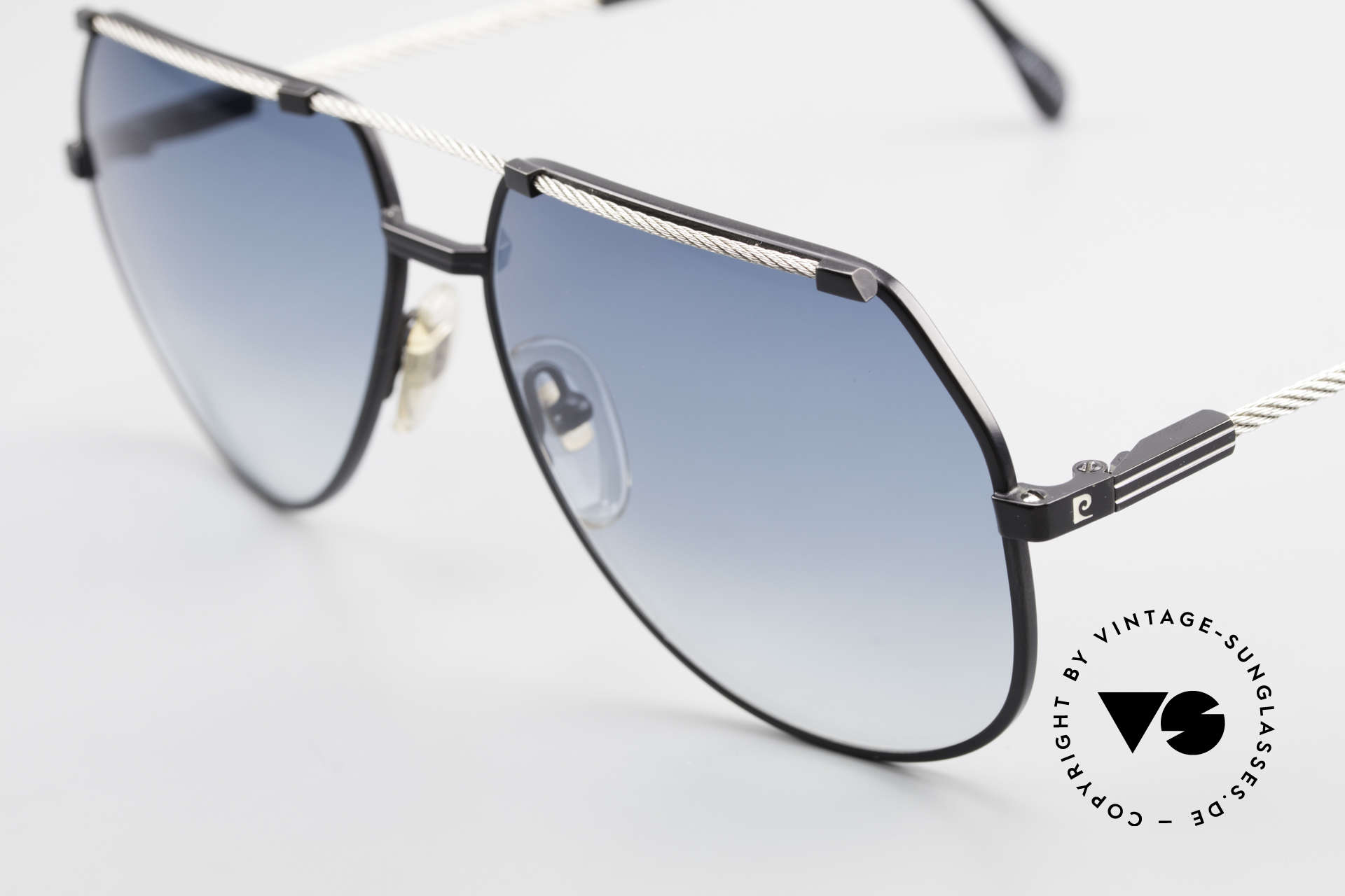 Pierre Cardin CP805 Old Vintage Sailing 80's Shades, high-end quality & wearing comfort (You must feel it!), Made for Men