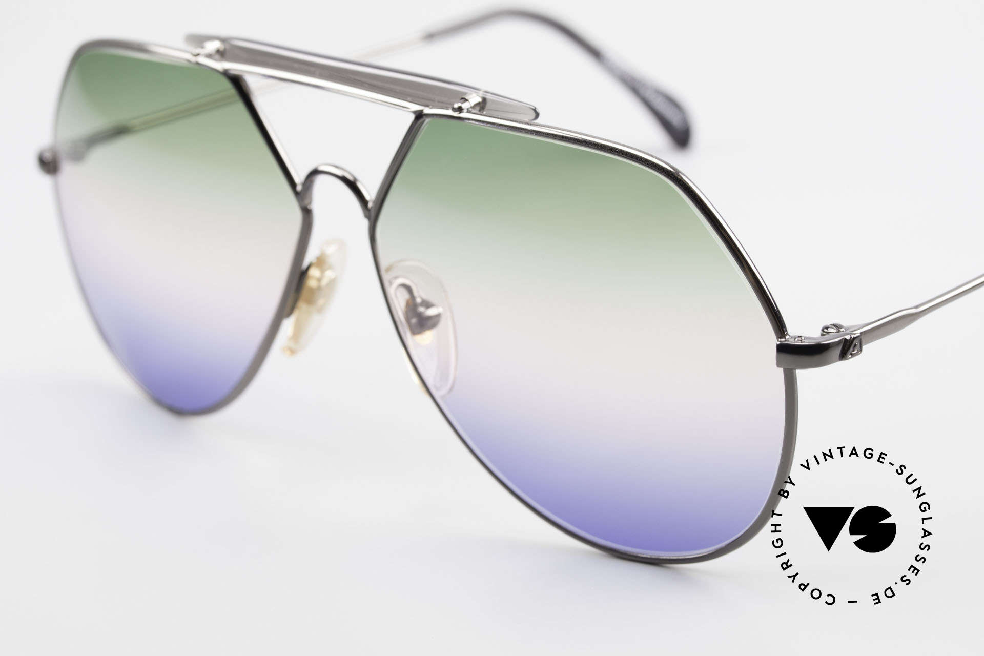 Alpina TR5 West Germany Aviator Frame, a fancy fashion accessory in TOP-NOTCH quality!, Made for Men
