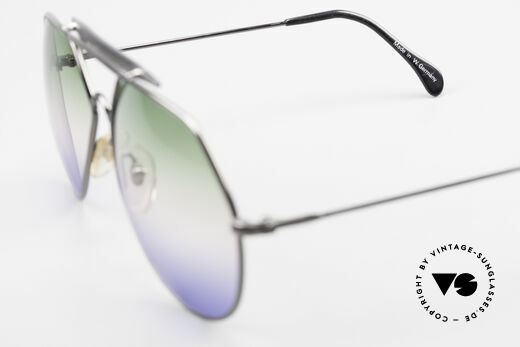 Alpina TR5 West Germany Aviator Frame, NO RETRO SHADES, but a 30 years old ORIGINAL, Made for Men