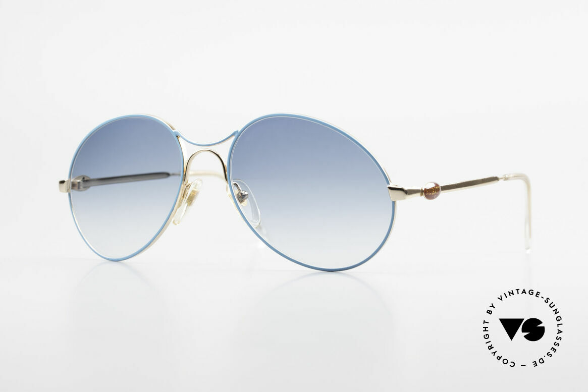 Bugatti 65985 No Retro Shades True Vintage, classic Bugatti sunglasses from app. 1988/89, Made for Men
