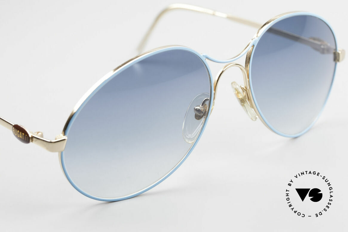 Bugatti 65985 No Retro Shades True Vintage, perfect fit (size 56mm) and 1st class quality, Made for Men