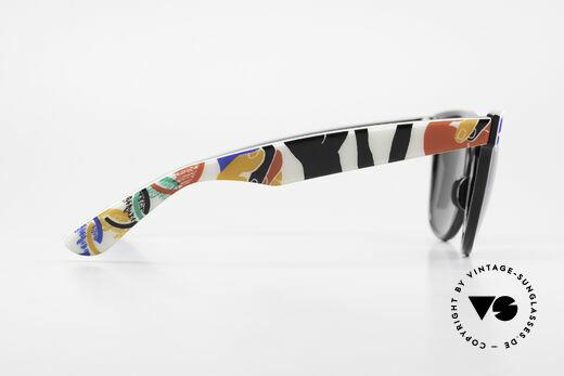Ray Ban Wayfarer II Olympic Games 1992 Barcelona, NO RETRO sunglasses, but an authentic USA-original, Made for Men and Women