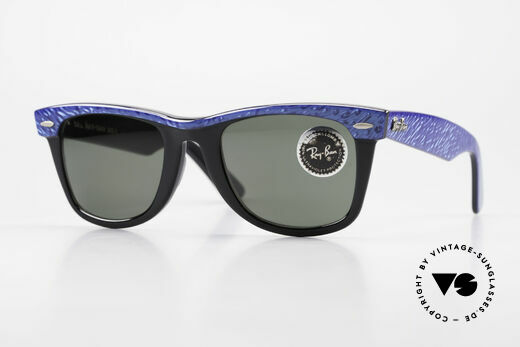 Ray Ban Wayfarer I Old 80's Bausch Lomb Ray-Ban Details