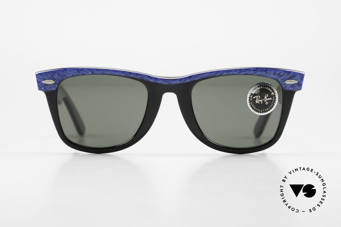 Ray Ban Wayfarer I Old 80's Bausch Lomb Ray-Ban, the sunglass' classic (worn by many celebrities), Made for Men and Women