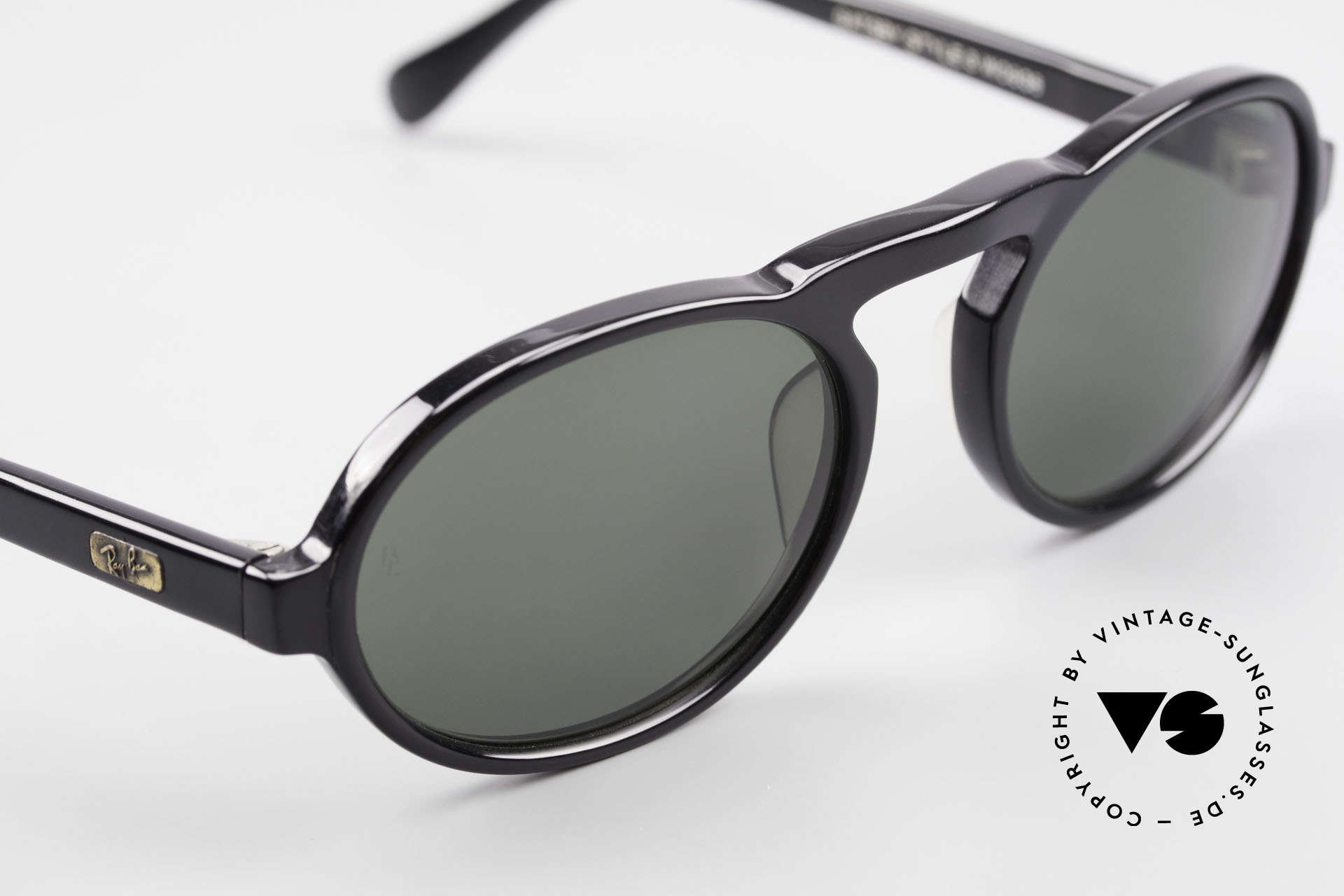 Ray Ban Gatsby Style 3 Old Oval USA Ray-Ban Shades, NO retro sunglasses, but an old USA-original, Made for Men and Women