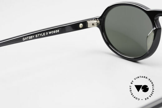 Ray Ban Gatsby Style 3 Old Oval USA Ray-Ban Shades, catalog name: Gatsby 3, W0938, 49mm, G-15, Made for Men and Women