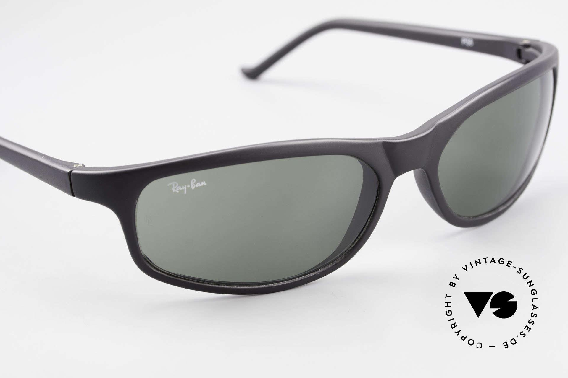 Ray Ban Predator 8 Sporty B&L USA Sunglasses, unworn (like all our vintage Ray Ban sunglasses), Made for Men