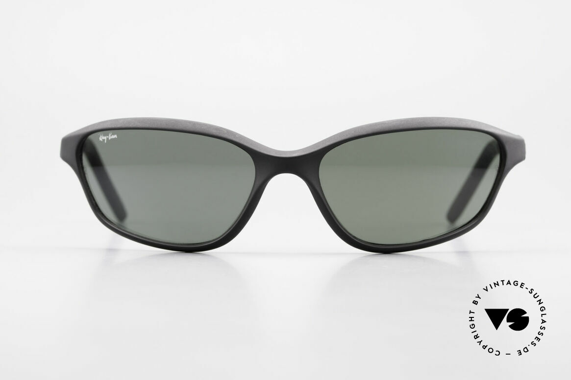 Ray Ban Predator 10 Sporty USA Ray-Ban B&L Shades, Predator 10, matte black, G15 B&L lenses, 61mm, Made for Men