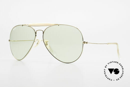 Ray Ban Outdoorsman II Changeable Lenses B&L USA Details