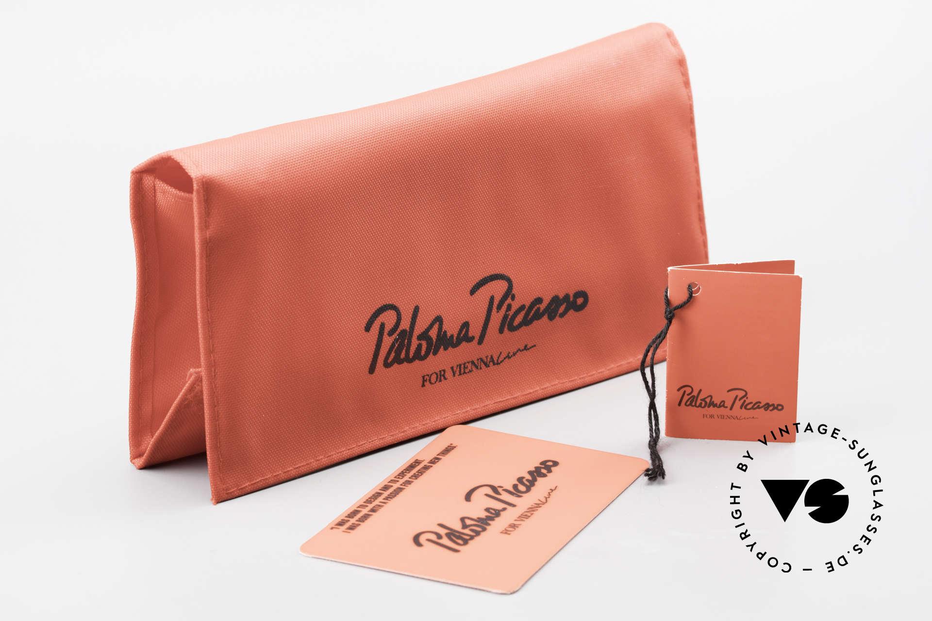 Paloma Picasso 3707 90s Ladies Shades Rhinestones, Size: medium, Made for Women