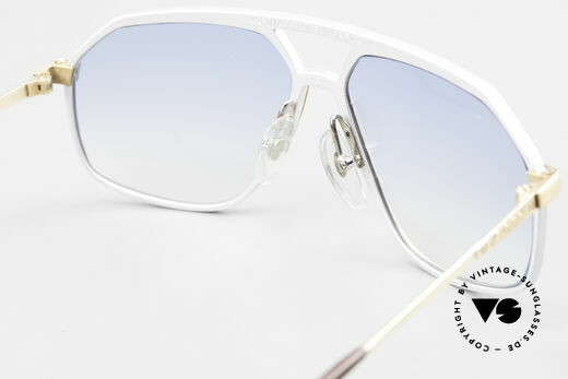 Alpina M6 Iconic 80's Sunglass Classic, never worn (like all our rare old Alpina sunglasses), Made for Men