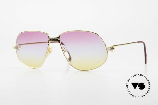 Cartier Panthere G.M. - L Sunrise Lenses & Bvlgari Case Details