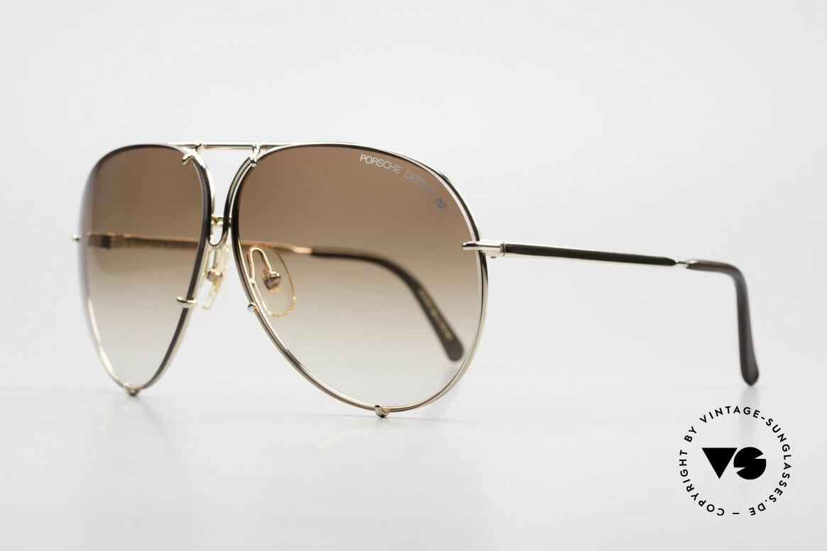 Porsche 5623 Black Mass Movie Sunglasses, Johnny Depp wore a golden 5623 in 'Black Mass', 2015, Made for Men and Women