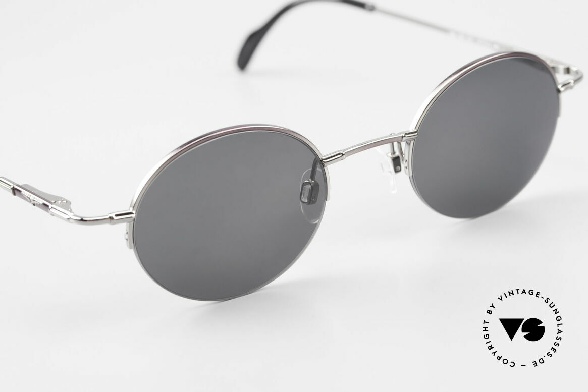 Longines 4363 90's Sunglasses Round Oval, never worn (like all our oval round 90's sunglasses), Made for Men and Women