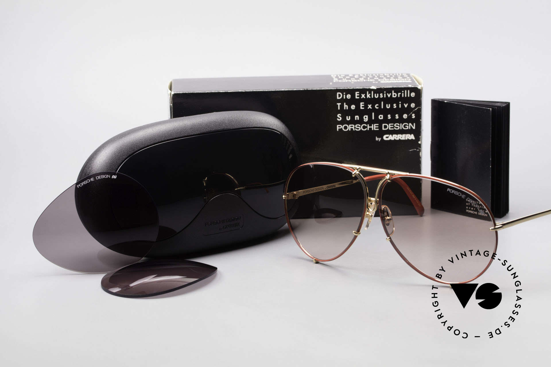 Porsche 5621 80's Shades Special Edition, mod. 5621 = 80's LARGE size (X-LARGE, these days), Made for Men and Women