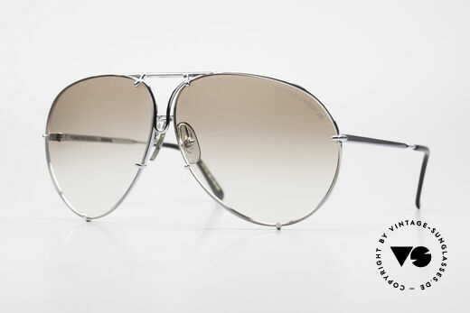 Porsche 5621 80's Sunglass Classic For Men Details