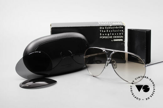 Porsche 5621 80's Sunglass Classic For Men, mod. 5621 = 80's LARGE size (X-LARGE, these days), Made for Men