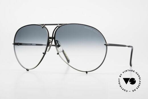 Porsche 5621 Rare 80's Aviator Sunglasses Details