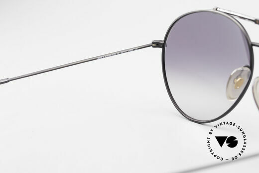 Boeing 5706 Rare 80s Aviator Sunglasses XL, new old stock (like all our Carrera BOEING shades), Made for Men