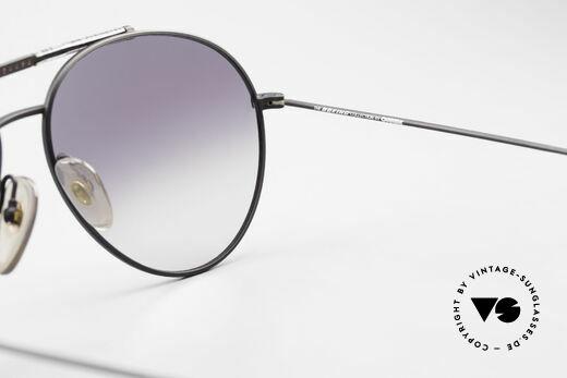 Boeing 5706 Rare 80s Aviator Sunglasses XL, NO retro sunglasses, but a precious old ORIGINAL, Made for Men