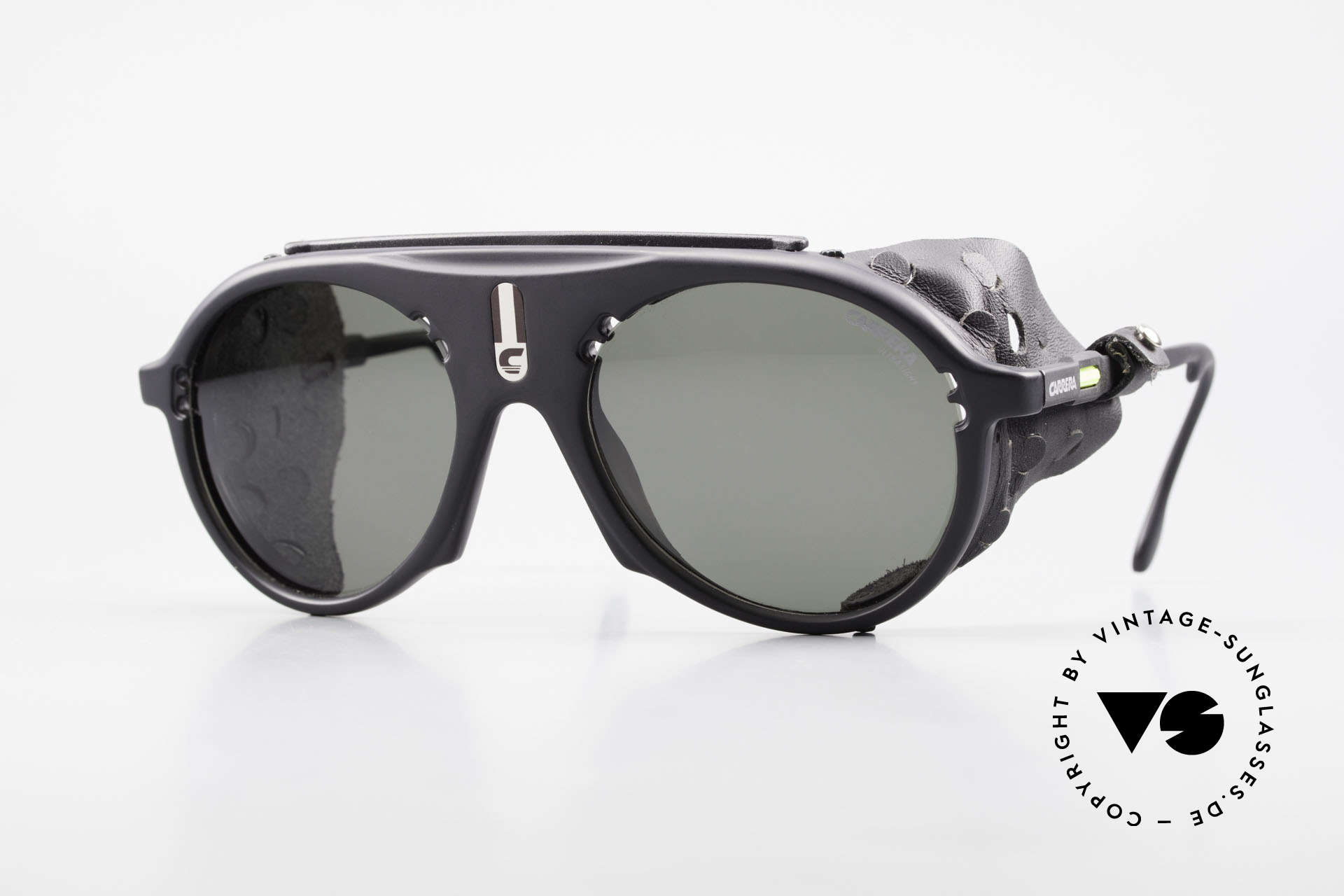 Carrera 5436 Glacier Shades Water & Ice, vintage sports and glacier sunglasses by CARRERA, Made for Men