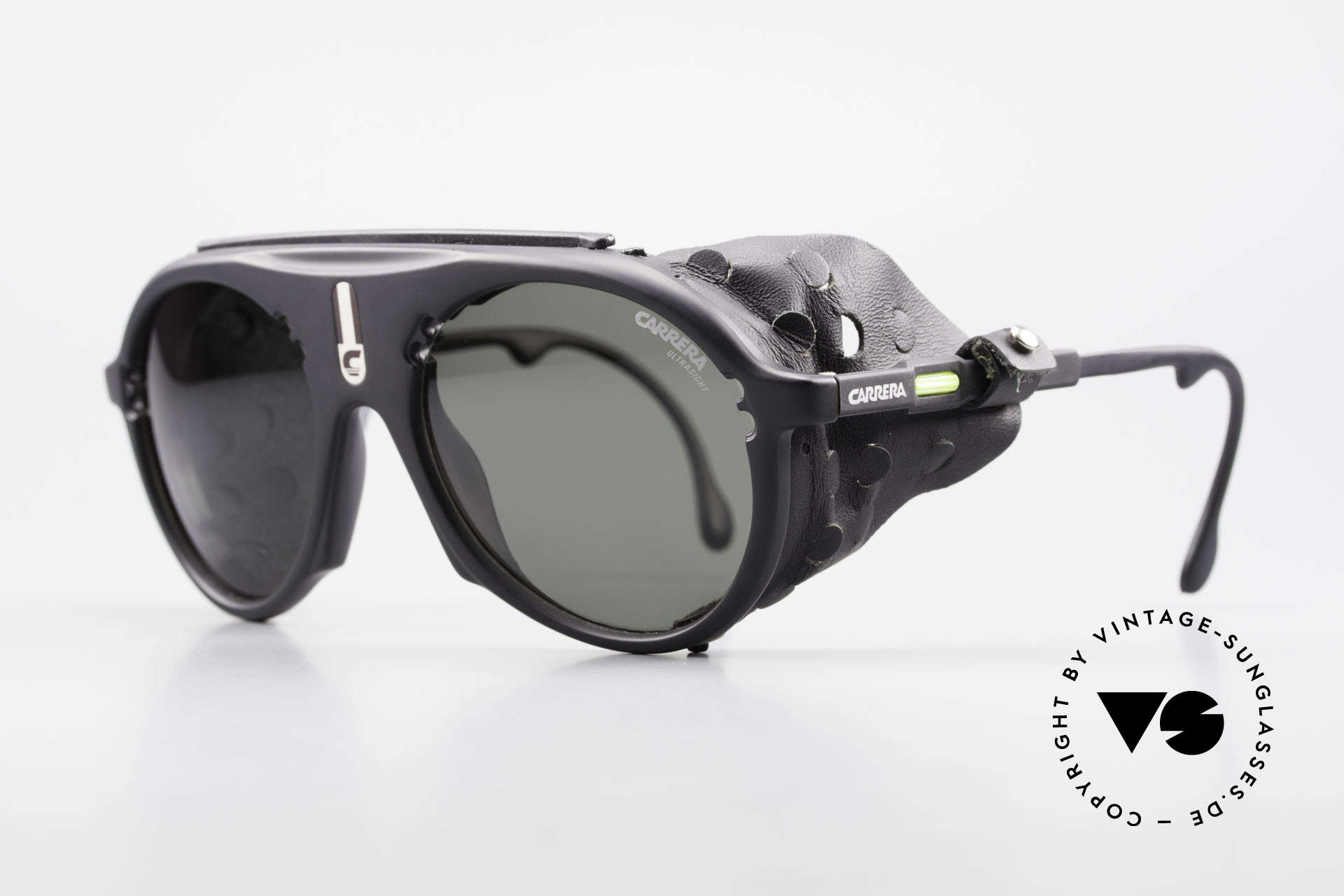 Carrera 5436 Glacier Shades Water & Ice, removable nose protection & removable side blinds, Made for Men