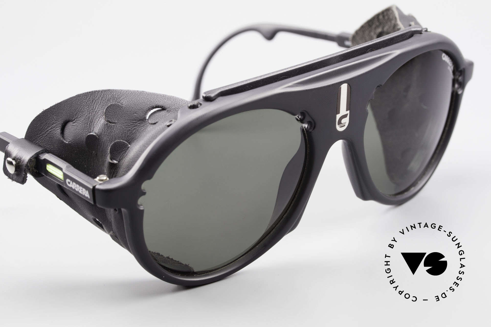 """Carrera 5436 Glacier Shades Water & Ice, never worn (can be used as """"normal"""" sunglasses, too), Made for Men"""