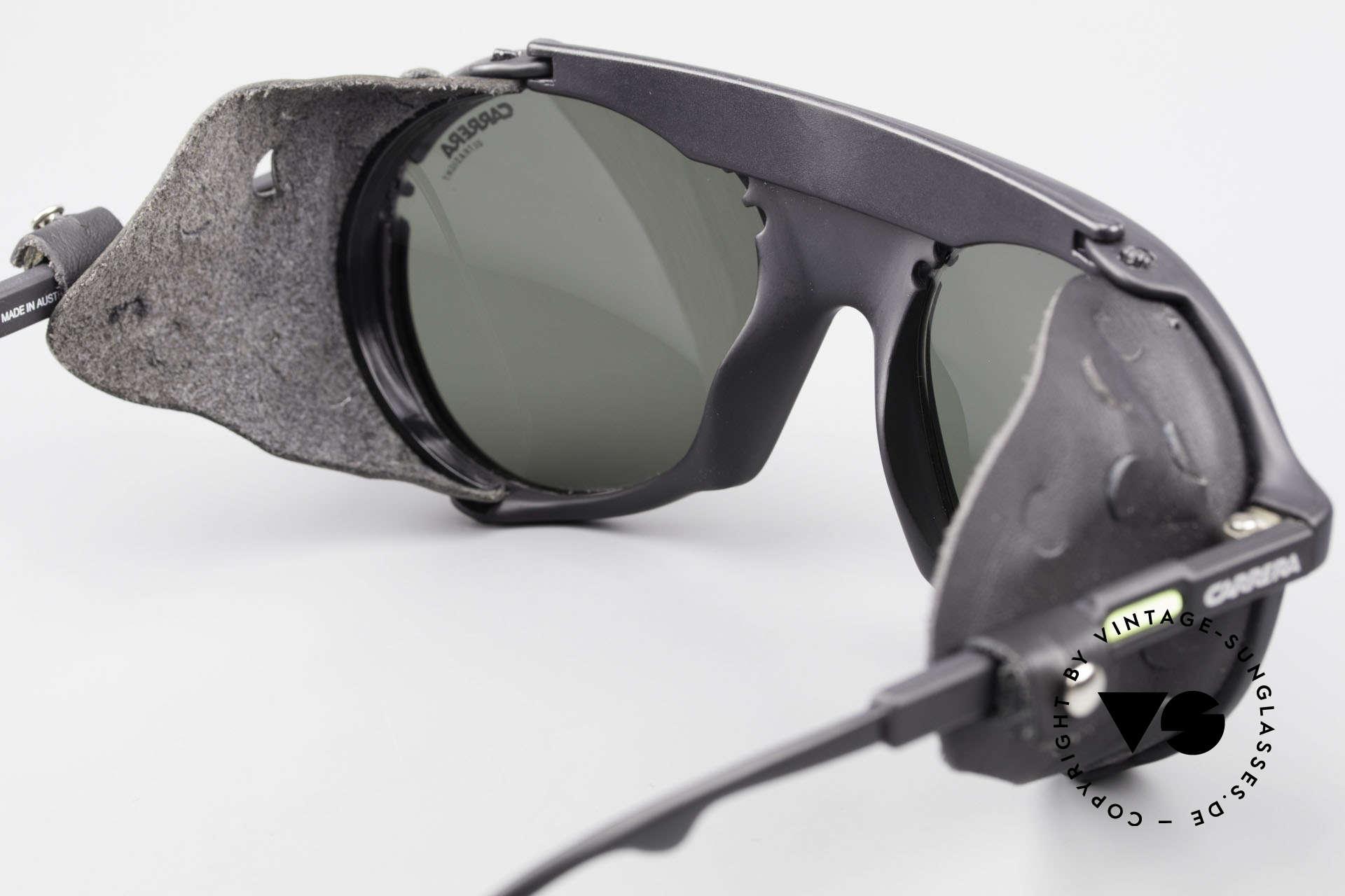 Carrera 5436 Glacier Shades Water & Ice, NO retro shades; a rare old 80's original (incl. case), Made for Men