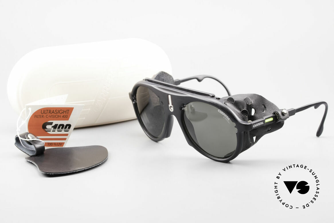 Carrera 5436 Glacier Shades Water & Ice, Size: extra large, Made for Men