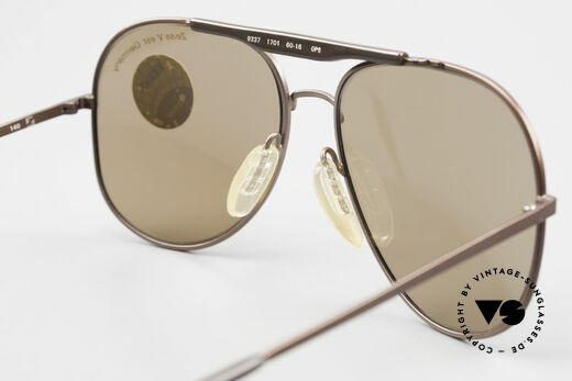 Zeiss 9337 Back to the Future Sunglasses, unworn collector's item and a piece of cinema history!, Made for Men