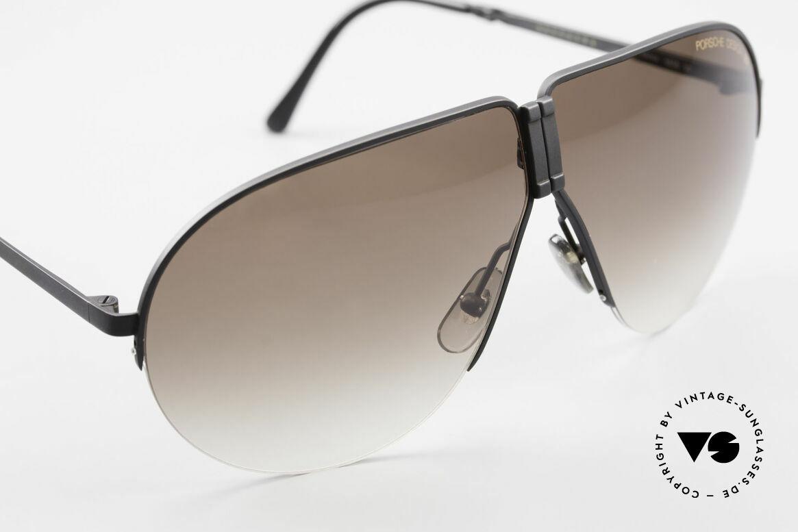Porsche 5628 80's Folding Aviator Sunglasses, NO RETRO sunglasses; the rare ORIGINAL from 1988!, Made for Men