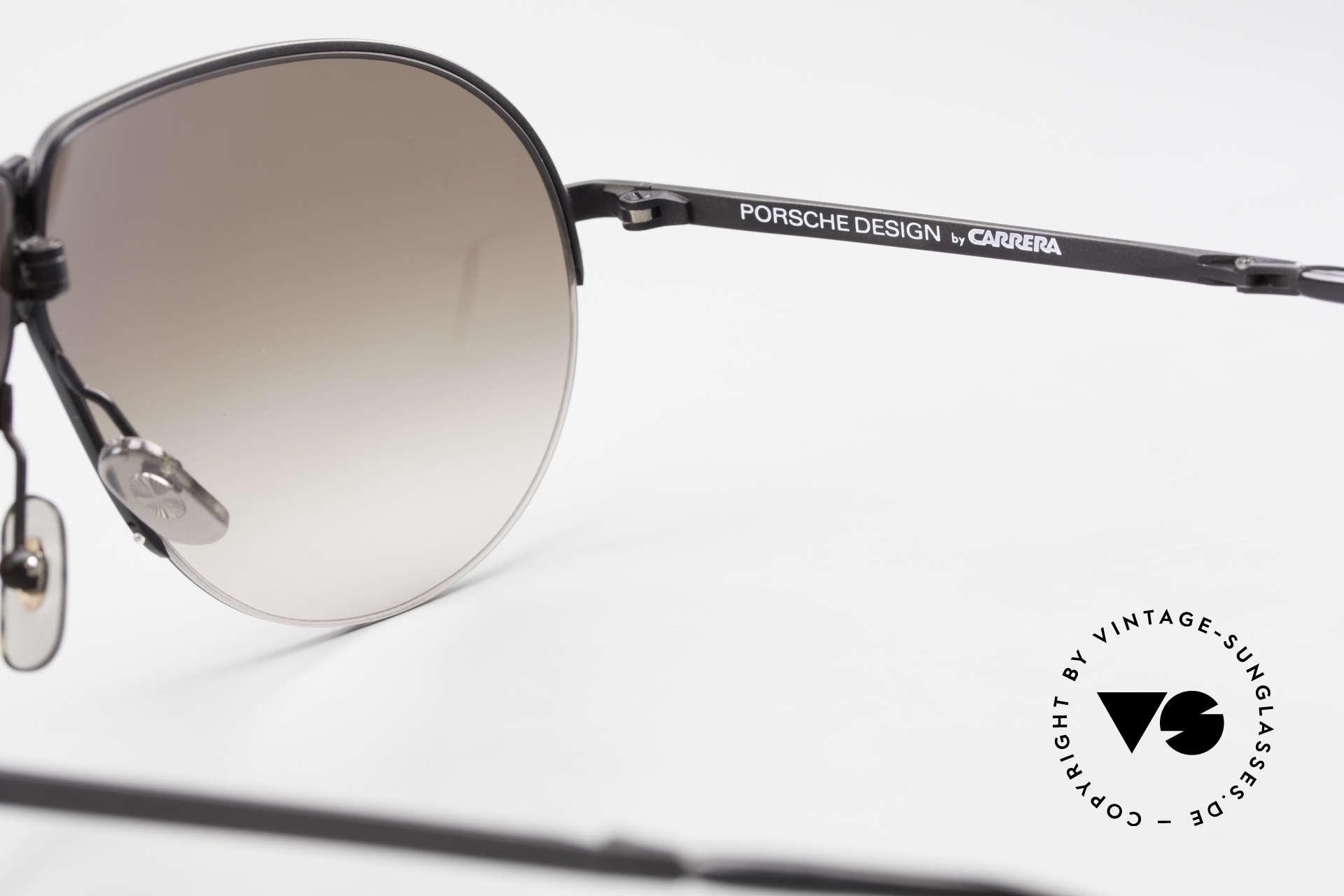 Porsche 5628 80's Folding Aviator Sunglasses, Size: medium, Made for Men