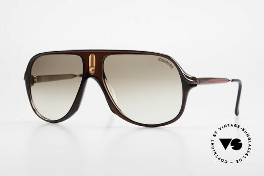 Carrera 5547 80's Vintage Shades No Retro Details
