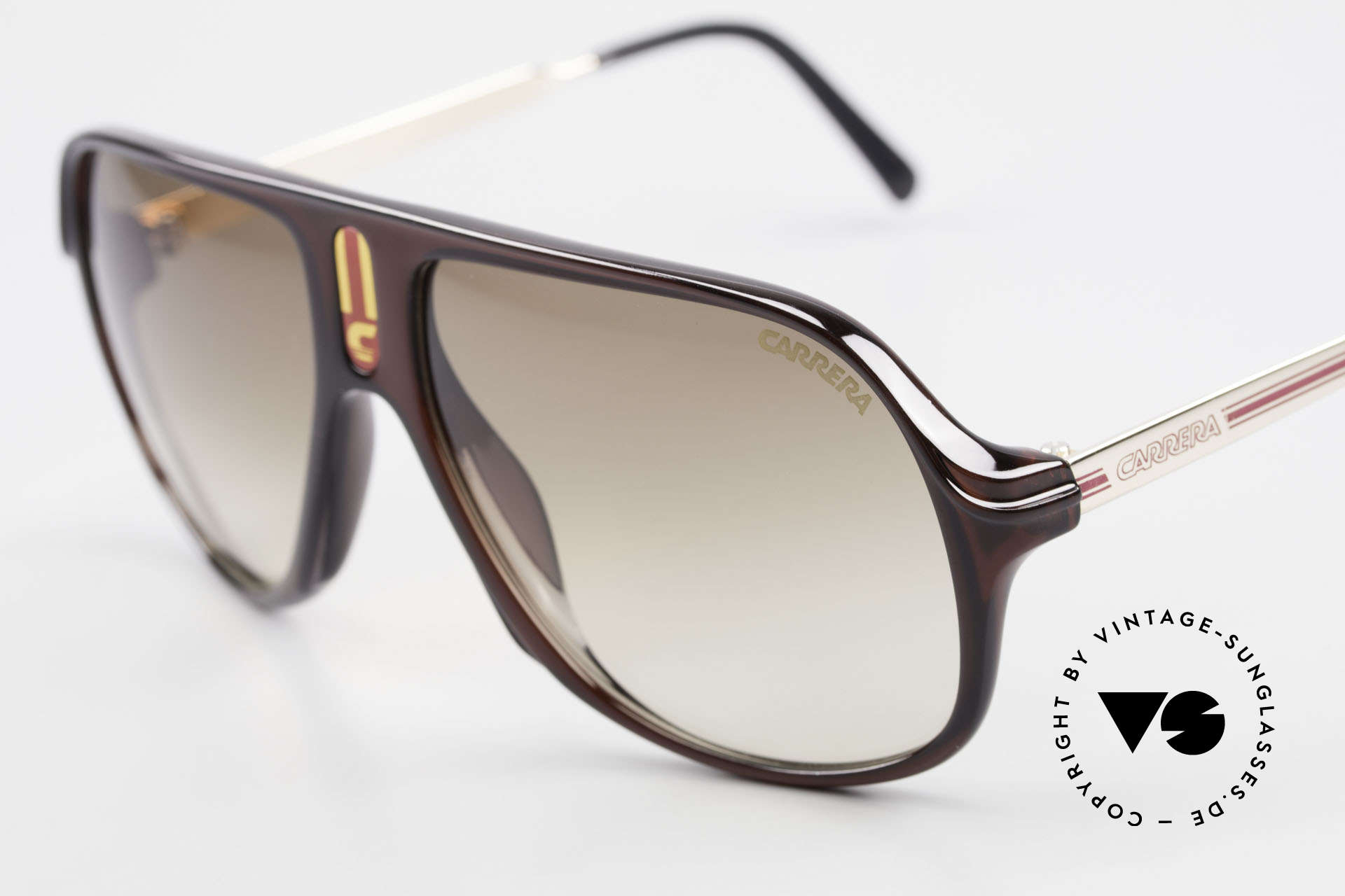 "Carrera 5547 80's Vintage Shades No Retro, orig. catalog name in the 80's was ""model 5547 Safari"", Made for Men"