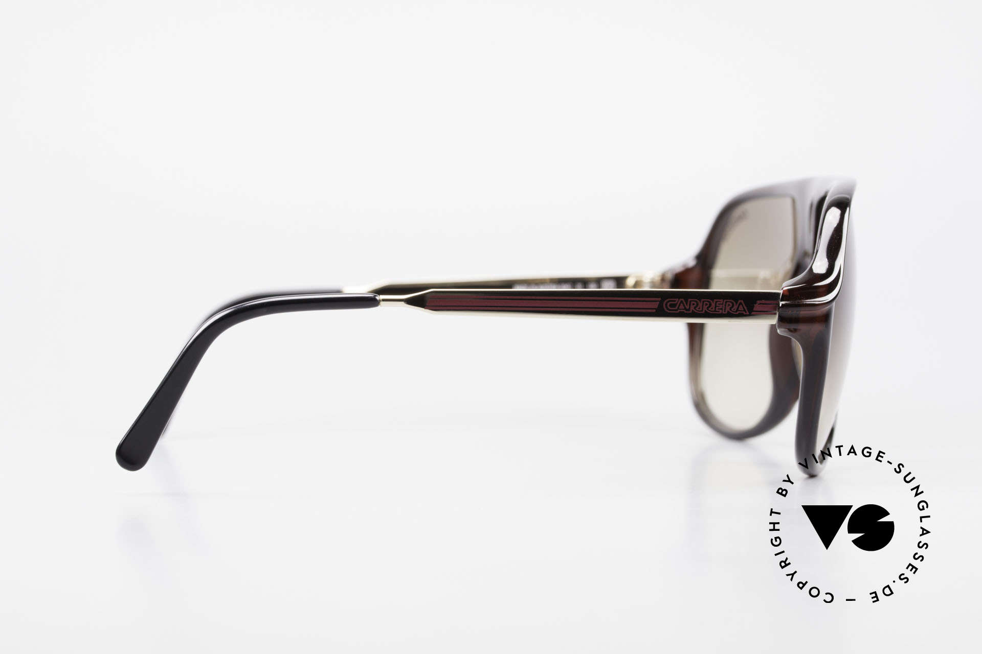 Carrera 5547 80's Vintage Shades No Retro, NO RETRO sunglasses, but a rare 35 years old Original, Made for Men