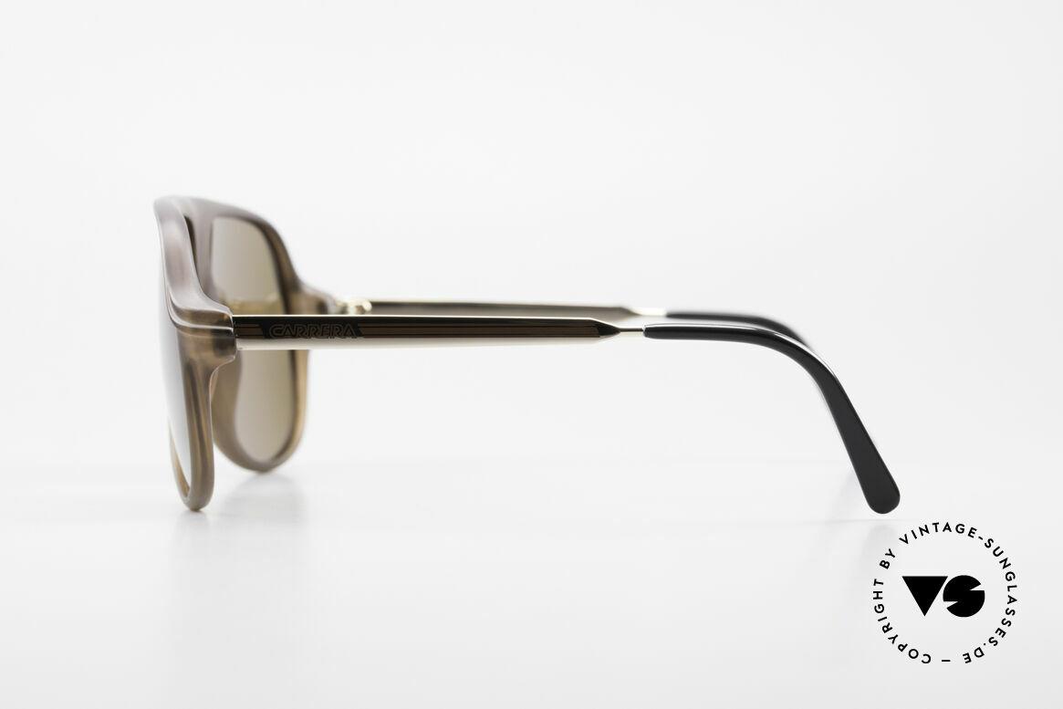 Carrera 5547 Polarized 80's Sunglasses, unworn (like all our RARE vintage Carrera sunglasses), Made for Men