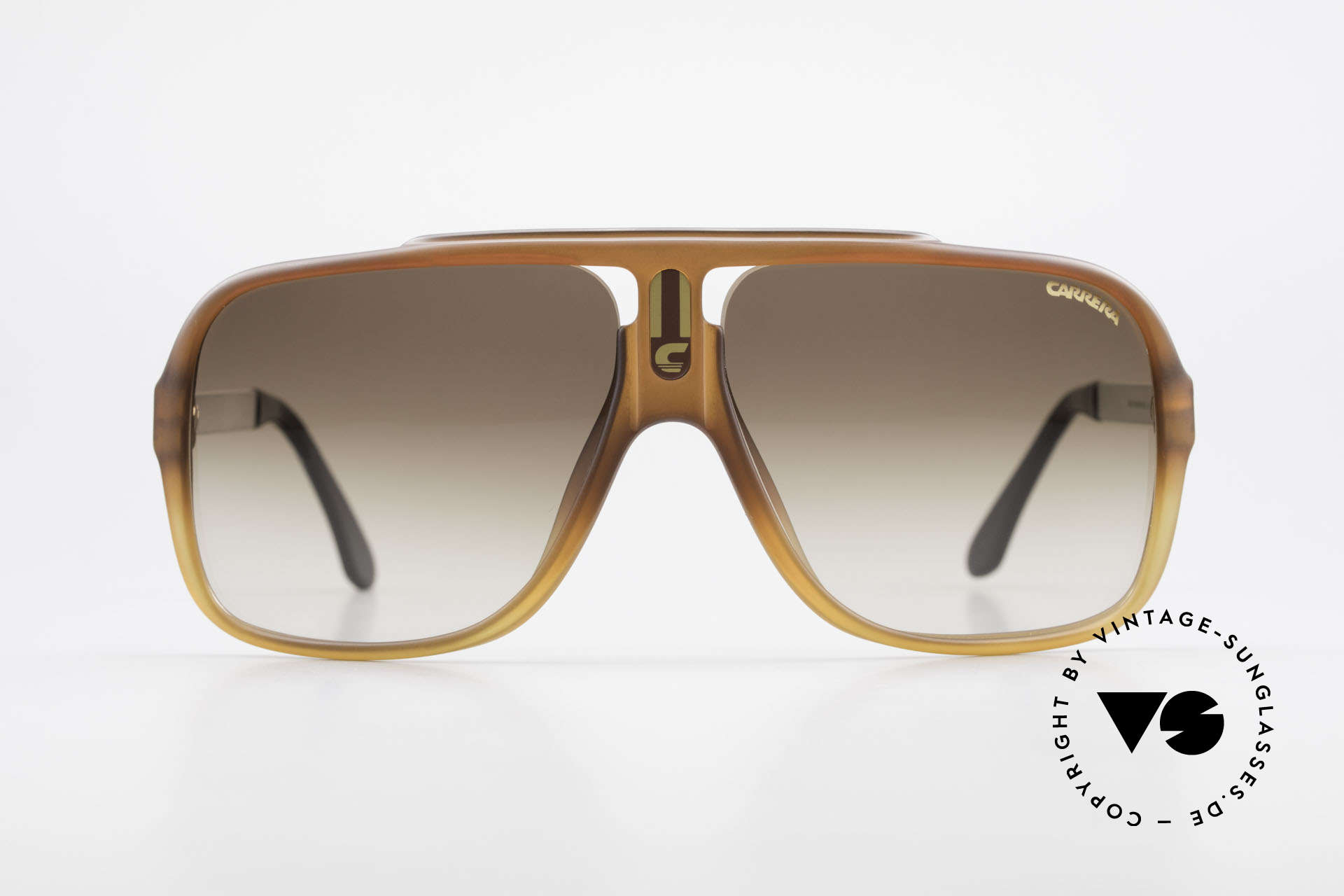 Carrera 5557 Rare Vintage Shades No Retro, very sturdy frame by famous Optyl (1st class quality), Made for Men